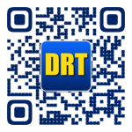 This is the QR Code for https://drivingroadtrips.com so people can easily scan and transfer a page displayed on a laptop to their phone. It makes for easy sharing too.